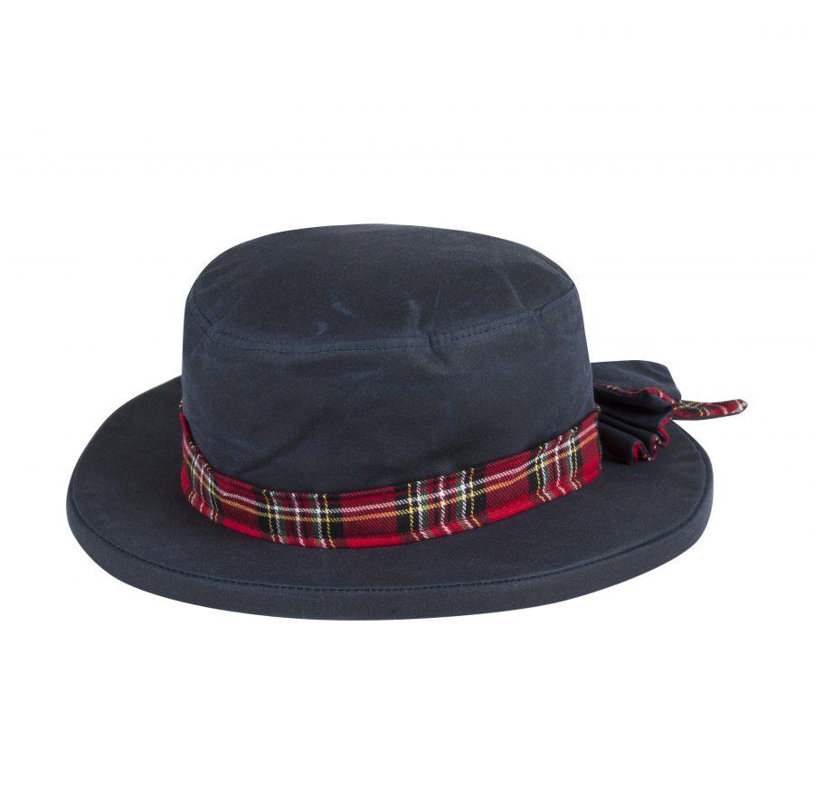 Portmann Ladies Thelma Wax Hat Sizes M to XL